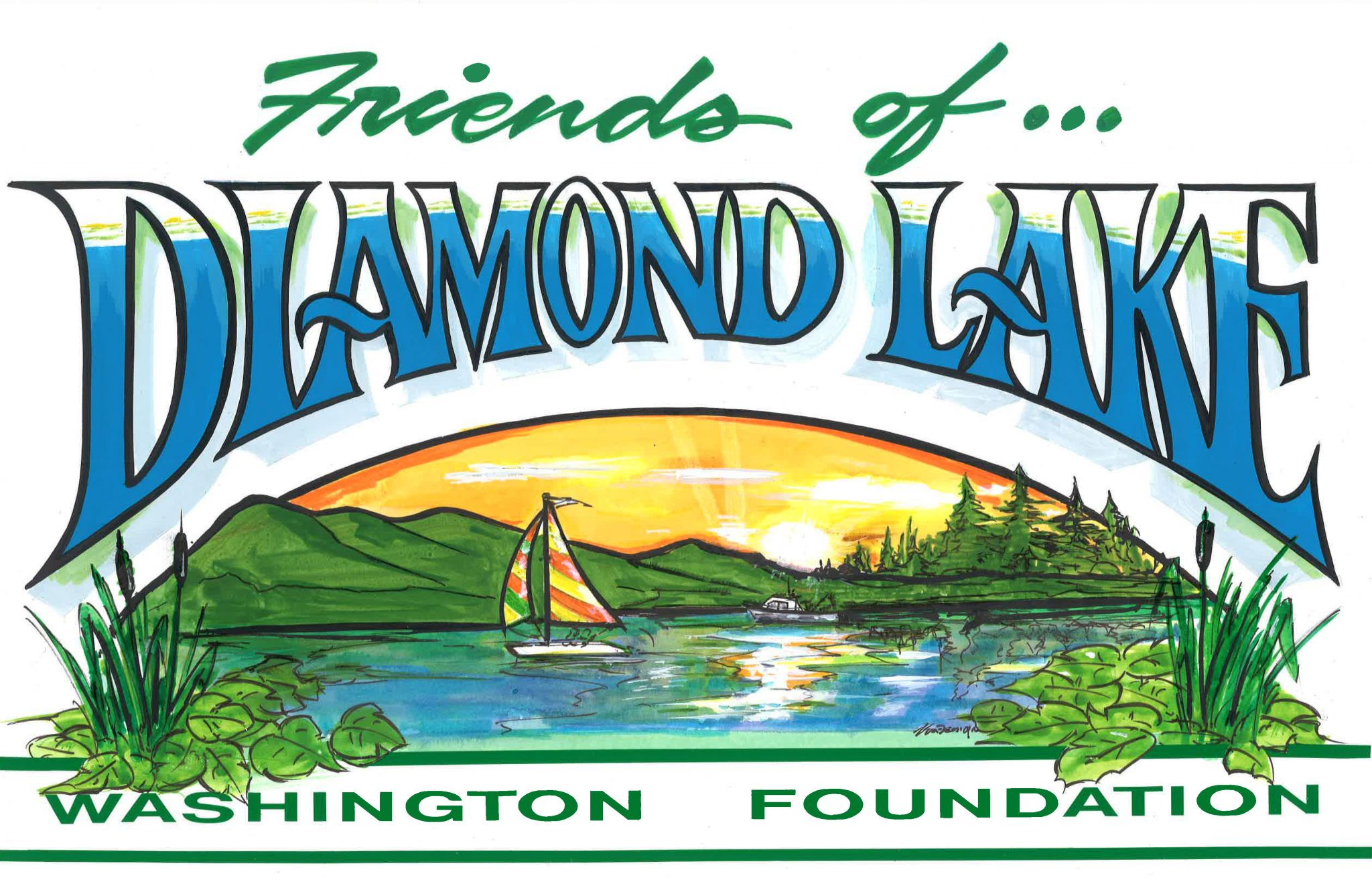 Diamond-Lake